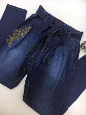 lavinnystore.com.br calca jeans com amarracao 1