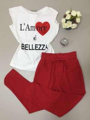 T-Shirt L'Amore