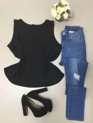 lavinnystore.com.br blusa basica preta
