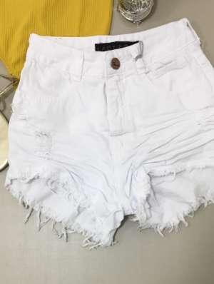 lavinnystore.com.br short jeans branco 1