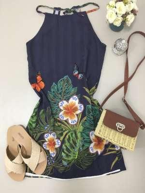 lavinnystore.com.br vestido estampado