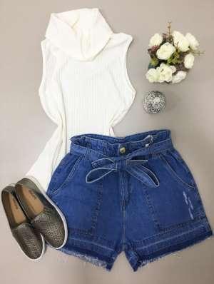 lavinnystore.com.br short jeans clochard