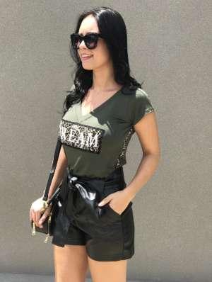 T-Shirt Dream Verde Militar