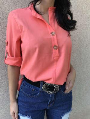 lavinnystore.com.br camisa manga longa coral