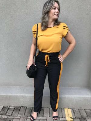 lavinnystore.com.br t shirt faixas animal print preta 5