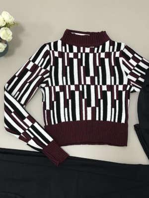 lavinnystore.com.br cropped tricot geometrico tricolor fucsia 10
