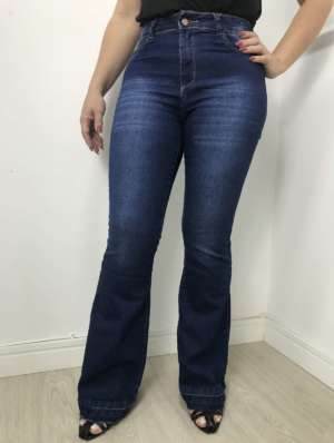 lavinnystore.com.br calca jeans flare vizzy