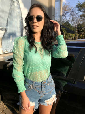 lavinnystore.com.br t shirt tricot lurex manguinha princesa preta 7