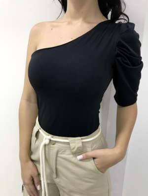 lavinnystore.com.br t shirt tricot lurex manguinha princesa preta 9