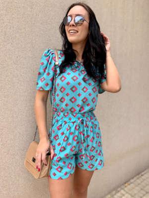 lavinnystore.com.br conjunto manguinha princesa geometrico verde menta 11