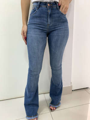 lavinnystore.com.br t shirt canelada manga princesa azul jeans 1
