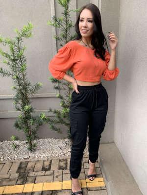 lavinnystore.com.br vestido canelado manguinha princesa coral 11